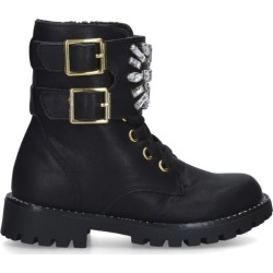 Kurt Geiger London Mini Stoop Biker Boots found on Bargain Bro UK from harrods.com