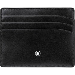 Montblanc Leather Meisterstück Card Holder found on GamingScroll.com from Harrods Asia-Pacific for $167.23