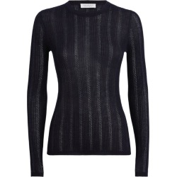 Gabriela Hearst Collins Ribbed Sweater found on MODAPINS from Harrods Asia-Pacific for USD $637.38
