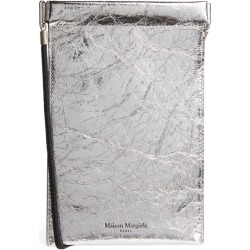 Maison Margiela Leather Strap-Detail Pouch found on GamingScroll.com from Harrods Asia-Pacific for $353.91