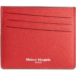 Maison Margiela Leather Card Holder found on GamingScroll.com from Harrods Asia-Pacific for $231.00