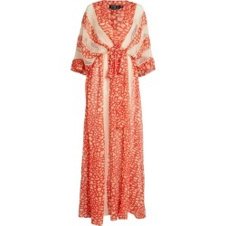 Patbo Lace-Trim Maxi Kaftan found on MODAPINS from harrods (us) for USD $609.00