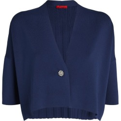 Max & Co Cropped Cardigan found on Bargain Bro from harrods (us) for USD $149.72
