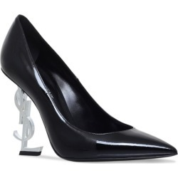 Saint Laurent Patent Opyum Pumps 110 found on Bargain Bro UK from harrods.com