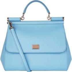 Dolce & Gabbana Large Sicily Top Handle Bag found on Bargain Bro UK from harrods.com