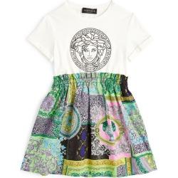 Versace Kids Baroque Print Dress (4-14 Years) found on Bargain Bro UK from harrods.com