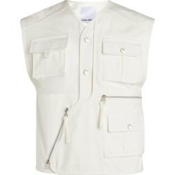 Kenzo Cotton Gilet found on Bargain Bro UK from harrods.com