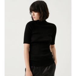 Brunello Cucinelli Ribbed Knitted T-Shirt found on Bargain Bro from harrods (us) for USD $984.20