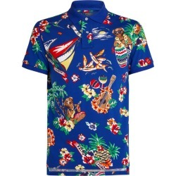 Polo Ralph Lauren Bearwaiian Polo Shirt found on GamingScroll.com from Harrods Asia-Pacific for $182.77