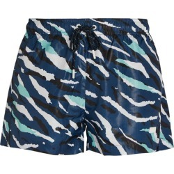 BOSS Zebra Print Swim Shorts found on Bargain Bro UK from harrods.com