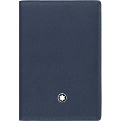 Montblanc Leather Bus Card Holder found on GamingScroll.com from Harrods Asia-Pacific for $227.13