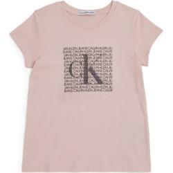 Calvin Klein Kids Iridescent Logo T-Shirt (4-16 Years) found on Bargain Bro UK from harrods.com