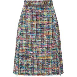 Etro Tweed Mini Skirt found on Bargain Bro UK from harrods.com