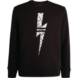 Neil Barrett Sport Thunderbolt Sweatshirt found on Bargain Bro UK from harrods.com
