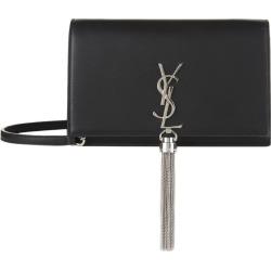 Saint Laurent Kate Tassel Chain Wallet found on Bargain Bro UK from harrods.com