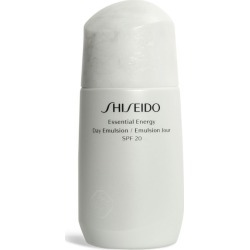 Shiseido Essential Energy Moisturising Day Emulsion SPF 20 (75ml) found on Bargain Bro UK from harrods.com