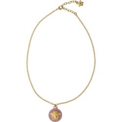 Young Versace Medusa Pendant Necklace found on Bargain Bro UK from harrods.com