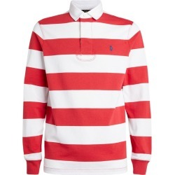 Polo Ralph Lauren Striped Long-Sleeved Polo Shirt found on GamingScroll.com from Harrods Asia-Pacific for $182.77