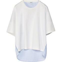 Loewe Two-Tone Anagram T-Shirt found on Bargain Bro UK from harrods.com