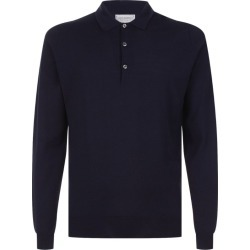 John Smedley Belper Merino Wool Polo Shirt found on MODAPINS from harrods.com for USD $238.96