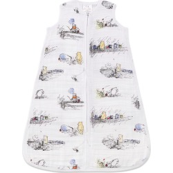 aden + anais Winnie-the-Pooh Sleeping Bag (6-18 Months) found on Bargain Bro UK from harrods.com
