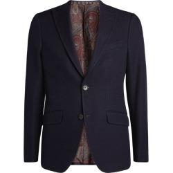 Etro Paisley-Lined Suit Jacket found on Bargain Bro UK from harrods.com