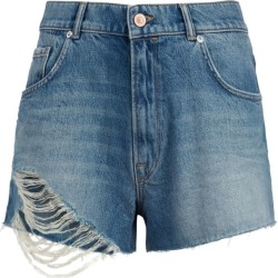 AllSaints Winnie Denim Shorts found on Bargain Bro UK from harrods.com