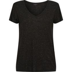 AllSaints Emelyn V-Neck T-Shirt found on MODAPINS from harrods.com for USD $40.08