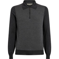 Corneliani Colour-Block Polo Shirt found on MODAPINS from harrods (us) for USD $533.00