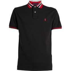 Polo Ralph Lauren Flocked Big Polo Pony Polo Shirt found on GamingScroll.com from Harrods Asia-Pacific for $242.15