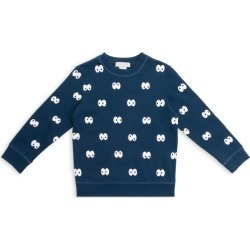 Stella McCartney Kids Cartoon Eyes Sweatshirt (2-12 Years) found on Bargain Bro UK from harrods.com