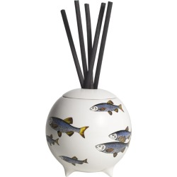 Fornasetti Sardine Bianco Diffusing Sphere (500Ml) found on MODAPINS from Harrods Asia-Pacific for USD $464.17
