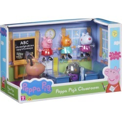 Peppa Pig Peppa Pig'S Classroom Playset found on Bargain Bro India from Harrods Asia-Pacific for $22.45