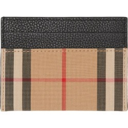 Burberry Vintage Check Card Holder found on GamingScroll.com from Harrods Asia-Pacific for $217.79