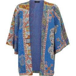 Etro Silk Kimono Top found on Bargain Bro UK from harrods.com
