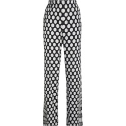 Mm6 Maison Margiela Polka-Dot Wide-Leg Trousers found on GamingScroll.com from Harrods Asia-Pacific for $420.81
