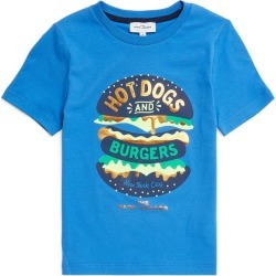 The Marc Jacobs Kids Cotton Burger Print T-Shirt (4-14 Years) found on Bargain Bro India from harrods (us) for $54.00
