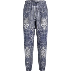 Etro Paisley Print Trousers found on Bargain Bro UK from harrods.com