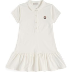 Moncler Enfant Cotton Polo Dress (12-14 Years) found on Bargain Bro UK from harrods.com