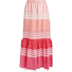 Lemlem Eshal Tiered Midi Skirt found on MODAPINS from Harrods Asia-Pacific for USD $409.02
