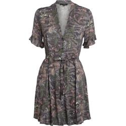 AllSaints Fay Paradeep Mini Dress found on MODAPINS from harrods.com for USD $80.16