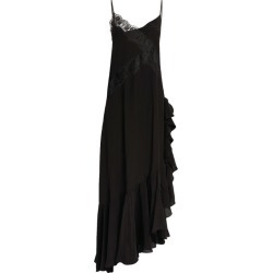 Faith Connexion Silk Lace Panel Ruffle Dress found on MODAPINS from Harrods Asia-Pacific for USD $1295.47