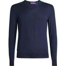 Ralph Lauren Purple Label Cashmere V-Neck Sweater found on Bargain Bro India from harrods (us) for $983.00