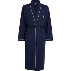 Polo Ralph Lauren Cotton-Blend Robe found on MODAPINS from harrods.com for USD $134.29