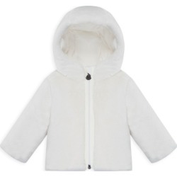 Moncler Kids Faux Fur Down Jacket (3-36 Months) found on Bargain Bro UK from harrods.com