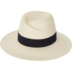 Maison Michel Virginie Straw Fedora found on GamingScroll.com from Harrods Asia-Pacific for $800.39