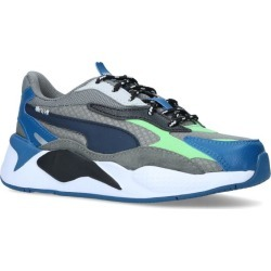 Puma Kids RS-X3 City Attack Youth Sneakers found on Bargain Bro UK from harrods.com