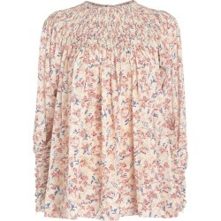 Chloé Floral Print Top found on Bargain Bro from harrods.com for £1433