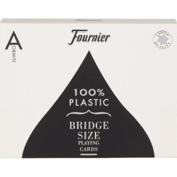 Fournier Jumbo Bridge Size Playing Cards found on Bargain Bro UK from harrods.com