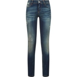 Dolce & Gabbana Low-Rise Skinny Jeans found on Bargain Bro UK from harrods.com